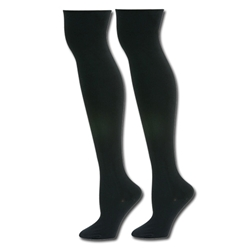K. Bell Socks black tights