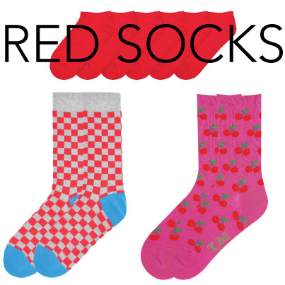 Red-Socks