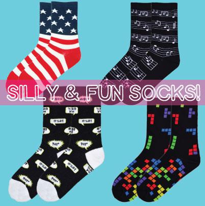 SIlly-Socks